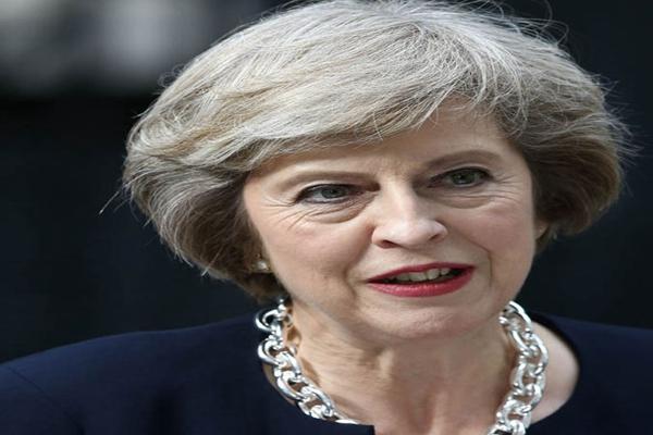 英媒:首相梅确定启动脱欧程序时间
