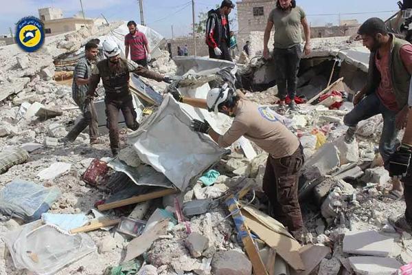 俄罗斯宣称暂停空袭阿勒颇 遭质疑
